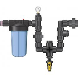 Dosatron NDS - Monitor Plumbing Kit 1.5 in, without monitor
