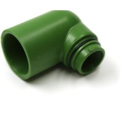 FloraFlex Flora Pipe Fitting, elbow, 1""