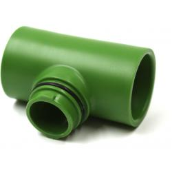 FloraFlex Flora Pipe Fitting, T, 1""