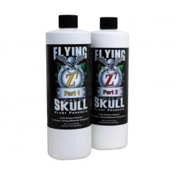 Flying Skull Z7 Enzyme Cleanser, 16 oz (part 1 & 2)