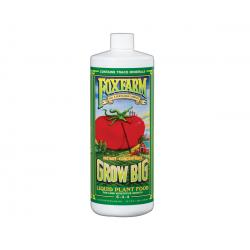 FoxFarm Grow Big® Liquid Concentrate, 1 qt