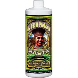FoxFarm Gringo Rasta® Lickety Split® Liquid Fertilizer, 1 qt
