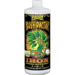 FoxFarm Bush Doctor Liquid Iron, 1 qt