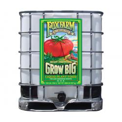 FoxFarm Grow Big® Liquid Concentrate, 250 gal