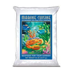 FoxFarm Marine Cuisine Dry Fertilizer, 50 lb bag