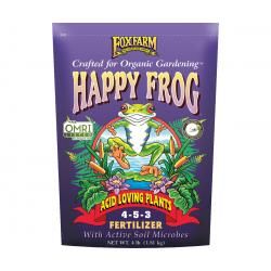 FoxFarm Happy Frog® Acid Loving Plants Fertilizer, 4 lb bag