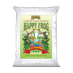 FoxFarm Happy Frog® All-Purpose Fertilizer, 50 lb bag