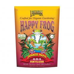 FoxFarm Happy Frog® Japanese Maple Fertilizer, 4 lb bag