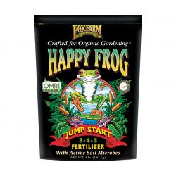 FoxFarm Happy Frog® Jump Start Fertilizer, 4 lb bag