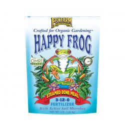 FoxFarm Happy Frog® Steamed Bone Meal Fertilizer, 4 lb bag