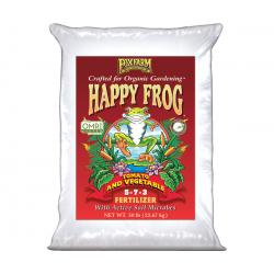 FoxFarm Happy Frog® Tomato & Vegetable Fertilizer, 50 lb bag