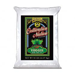 FoxFarm Cultivation Nation™ Veggie, 50 lb