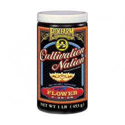 FoxFarm Cultivation Nation™ Flower, 1 lb