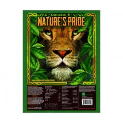 Nature's Pride Veg Fertilizer, 1000 lbs