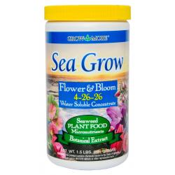Grow More Sea Grow Flower and Bloom, 1.5 lbs