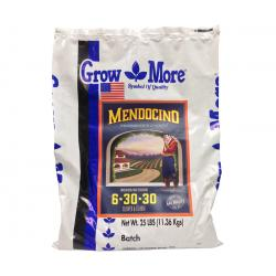 Grow More Mendocino Flower & Bloom 6-30-30, 25 lbs