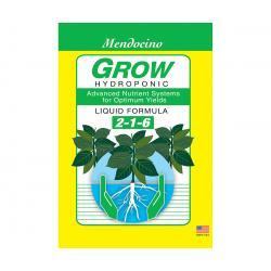 Grow More Mendocino Grow 2-1-6, 6 gal