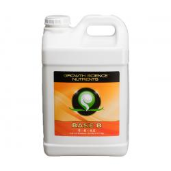 Growth Science Nutrients Base B, 2.5 gal