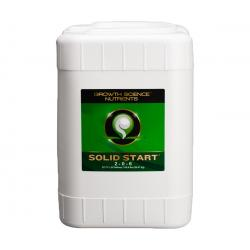 Growth Science Nutrients Solid Start, 6 gal