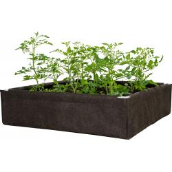 Dirt Pot Box, 4' x 4' Raised Bed