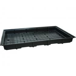 Active Aqua Flood Table, Black, 4' x 6'
