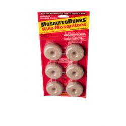 Mosquito Dunks, 6 per pack