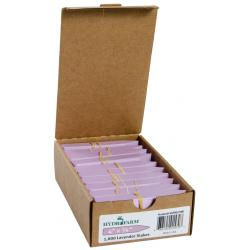 "Hydrofarm Plant Stake Labels, Lavender, 4"" x 5/8"", case of 1000"