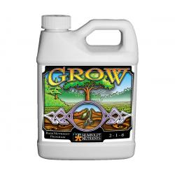 Humboldt Nutrients Grow, 1 qt