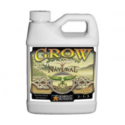 Humboldt Nutrients Grow Natural, 1 qt