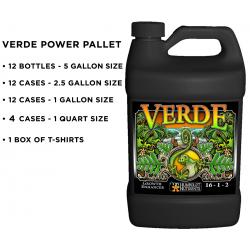 Humboldt Nutrients Verde Power Pallet