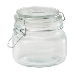 Private Reserve Spring Clamp Jars, 18 oz, pack of 6