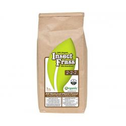 Organic Nutrients Insect Frass, 5 lbs