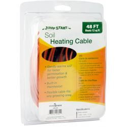 Jump Start Soil Heating Cable, 48'