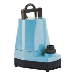Little Giant 5-MSP Submersible Pump, 1200 GPH