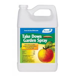 Monterey Garden Take Down Garden Spray, 1 gal