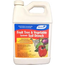 Monterey Garden Fruit Tree & Vegetable Soil Drench, 1 gal