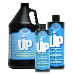 Microbe Life Hydroponics pH UP, 2.5 gal