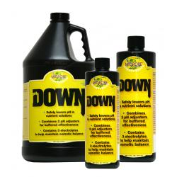Microbe Life Hydroponics pH DOWN, 16 oz