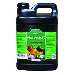 Microbe Life Nourish-C, Certified Organic, 2.5 gal (CA & OR ONLY)