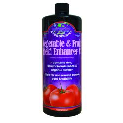 Microbe Life Vegetable & Fruit Yield Enhancer-C, 1 qt (CA ONLY)