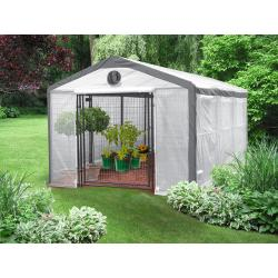Saturday Solution Safe Grow Greenhouse, 10' x 15'