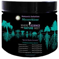 Nature's Solution Organic Mycorrhizae, 8 oz