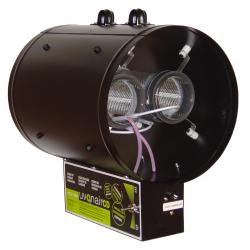 "10"" CD-In-Line Duct Ozonator 2 cells"