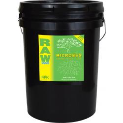 RAW Microbes Grow Stage, 25 lb
