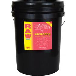 RAW Microbes Bloom Stage, 25 lb