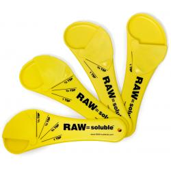 RAW Measuring Spoon (Yellow)
