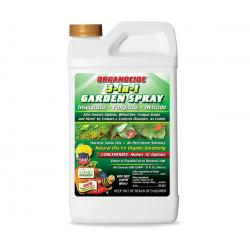 Organocide Bee Safe 3-in-1 Garden Spray, 1 qt