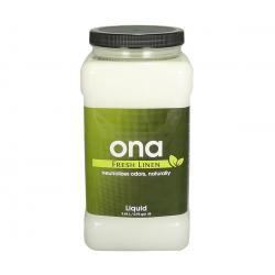 Ona Liquid, Fresh Linen, 1 gal