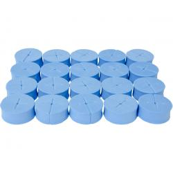 "oxyCLONE oxyCERTS - 1 7/8"", Blue, pack of 20"