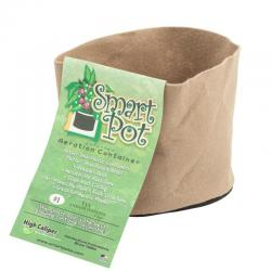 "Smart Pot, Tan, 1 gal, 7"" x 6"""